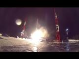 Дрожь земли: как стартовала ракета «Союз-2.1В» с космодрома Плесецк