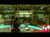 Gears of War 3 Live Video Commentary #2 - Epic KoTH on Checkout!