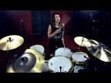 Lindsey Raye Ward - The Veronicas - Cruel (Drum Cover)