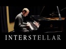 Interstellar Soundtrack Main Theme Piano - Hans Zimmer Tutorial - Jason Lyle Black
