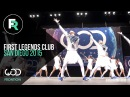 First Legends Club 3rd Place Upper Division FRONTROW World of Dance San Diego 2015 WODSD15