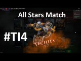 All Stars Match The International 2014 EPIC!!! Techies!!!