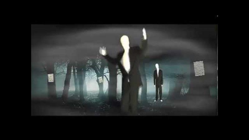 Slender Man vs. Herobrine (с переводом)