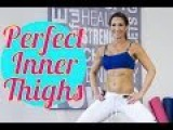 Perfect Inner Thigh Exercises | Natalie Jill
