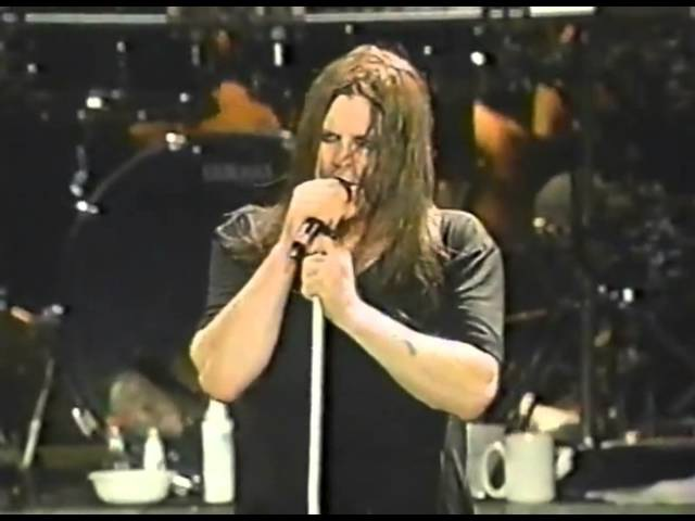 Ozzy Osbourne I Just Want You live