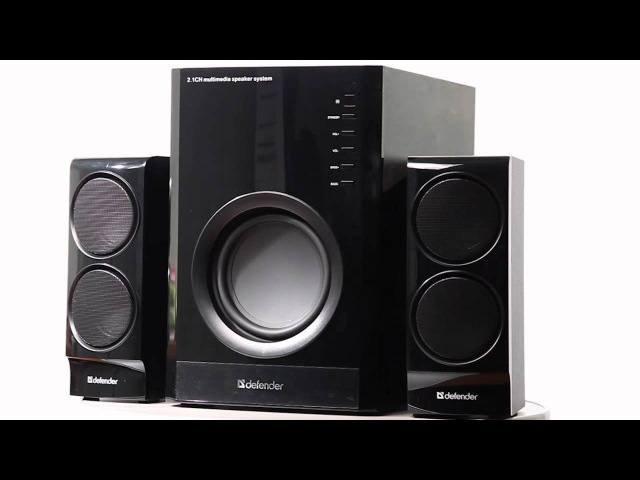 Активная акустическая система Defender Avante X55