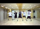 B1A4 'What's Happening ' mirrored Dance Practice