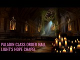 Legion Paladin Class Order Hall  Light's Hope Chapel  World of Warcraft