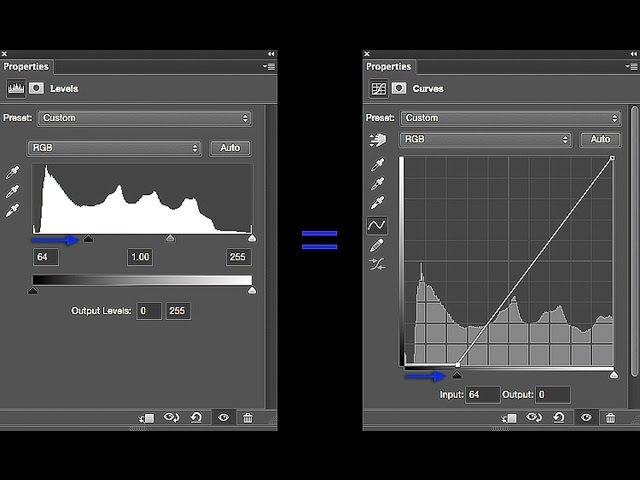 How to use Photoshop Curves and Levels (and why I ALWAYS use Curves)