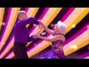 Britain's Got Talent Season 8 Semi-Final Round 5 Paddy Nico 79 Year Old Superwoman Dancer