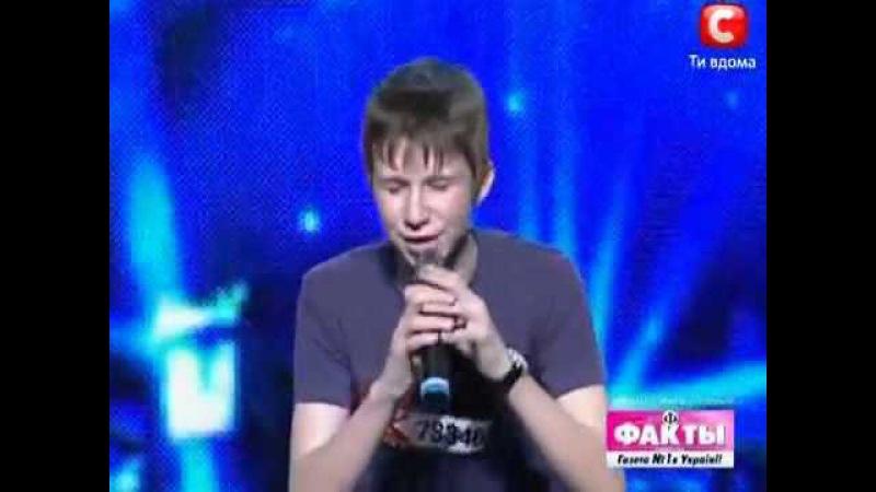 Икс фактор Роман АРИЯ Потеряный рай 28 09 2012