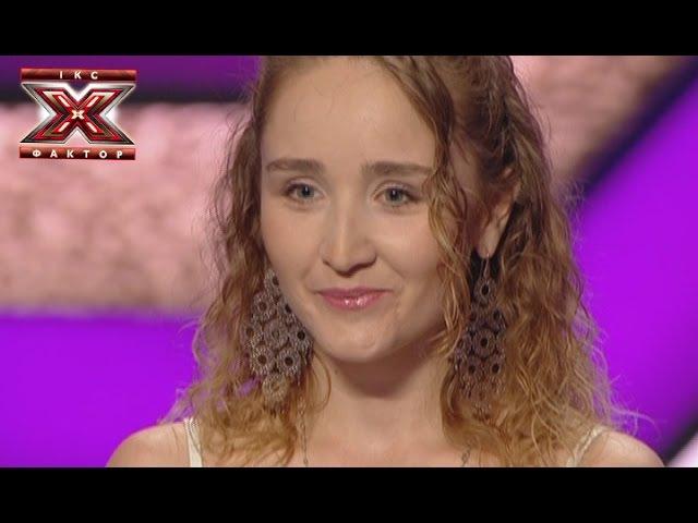 Гладун Инна - You will see - Madonna - Х-Фактор 5 - Кастинг в Днепропетровске - 20.09.2014