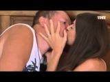 Дом 2  Должанский целует в засос Рапунцель Жесть
