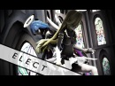 【PSG MMD】ELECT 【Angel Panty Angel Stocking】