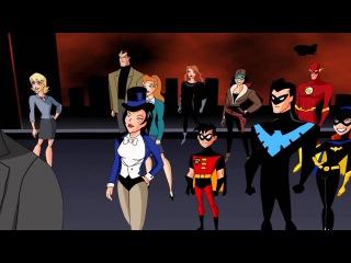 Batman 75th Anniversary Animated Short Как изменился Бэтмен за 75 лет анимационное видео