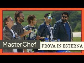 Valentino Rossi a MasterChef Italia 5