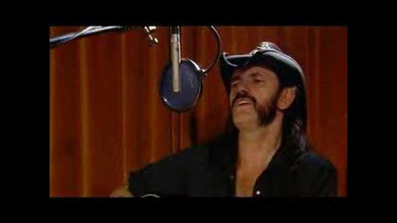 Motorhead - i ain't no nice guy (unplugged)