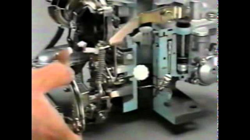 Toyota: Топливная система (карбюратор).avi