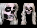 GLAM SKULL • Makeup Tutorial | spooktober