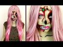 COMIC / POP ART ZOMBIE • Makeup Tutorial | spooktober