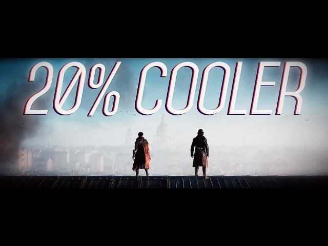 Assassin's Creed Syndicate Frye Twins 20% Cooler GMV