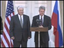 Press Conference with President Clinton President Yeltsin