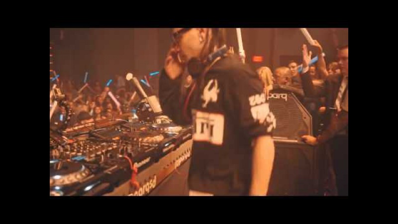 Skrillex at Parq San Diego | Labor Day 2015 HD