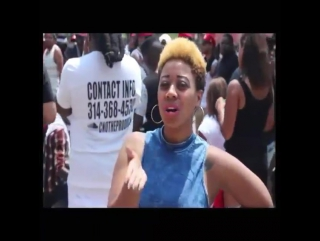 Nelly (JR & Tiffany Foxx) - promo