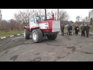 Пуск т-150к