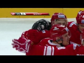 Salavat Yulaev @ Spartak 12-11-2015 - Спартак - Салават Юлаев 3-1