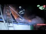 Ночное дежурство с пожарными - Житомир