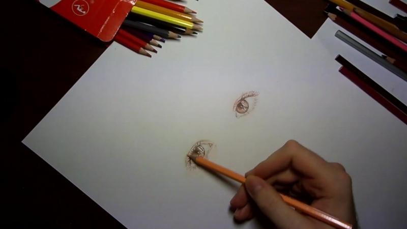 Пишем портрет - Omar Allaf - part 1