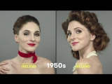 100 лет красоты за минуту - Ирландия (Стэфани)