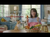 [CM] Toda Erika - Suntory I get the balance vegetables, carbohydrate 75% off - January, 2016