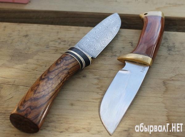 Охот ножи своими руками