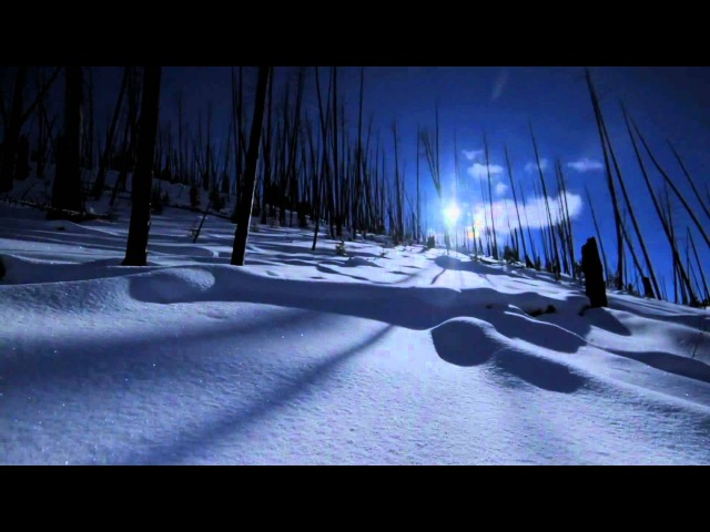 Красивая природа. Зима