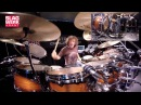 Simon Phillips drumsolo Clinic Tour Netherlands April May 2014