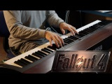 Fallout 4 - Main Theme for Solo Piano HD