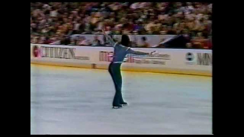 Brian Orser (CAN) - 1987 World Figure Skating Championships, Mens Long Program