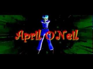 April O'Neil - Focus on me ✪ TMNT 2012 [short mv] ♫