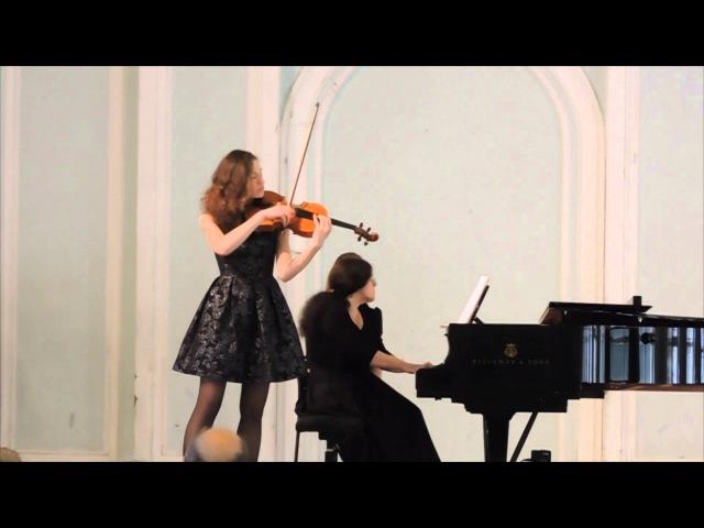 Y.Tkanov-I.Stravinsky - Suite for viola and piano Petrushka