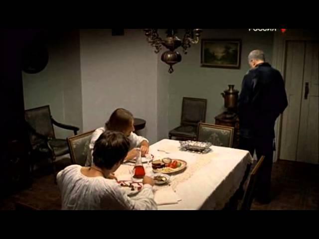Спор Базарова с Павлом Петровичем Отцы и дети фильм 2008