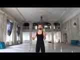 #01. Жонглирование 3 мячами. Каскад. (видео уроки по жонглированию от ПГ)