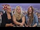 Трио Инжир - Shackle - Mary Mary - Кастинг во Львове - Х-Фактор 4 - 28.09.2013