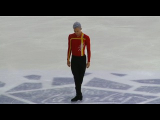 Finlandia Trophy 2015. Ice Dance - Free Dance. Adam RIPPON