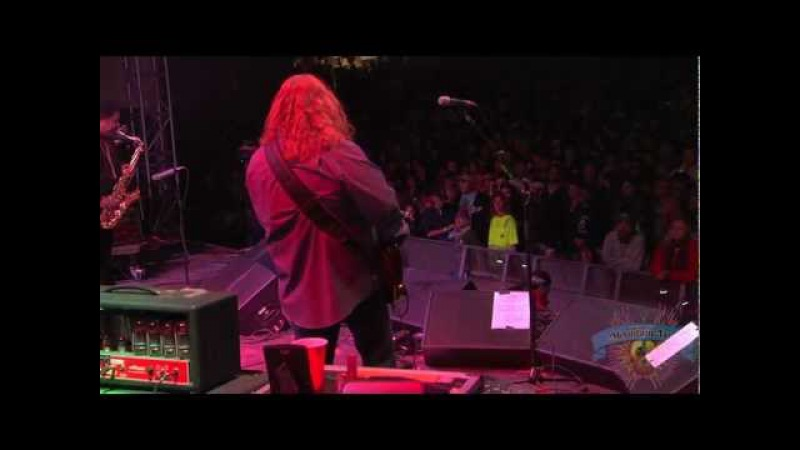 Govt Mule - Have A Cigar (Pink Floyd cover) - Mountain Jam VII - 6411