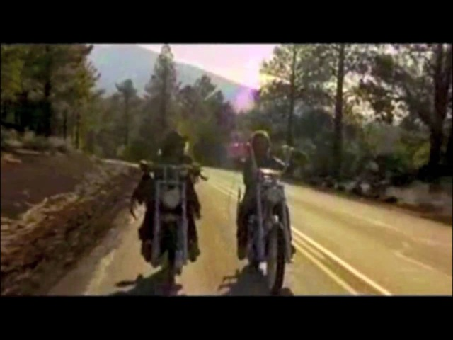 Grateful Dead ☮ The Weight (Easy Rider)