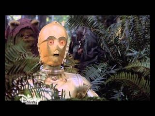 «Звёздные Войны. Эпизод VI: Возвращение Джедая» на Канале Disney!