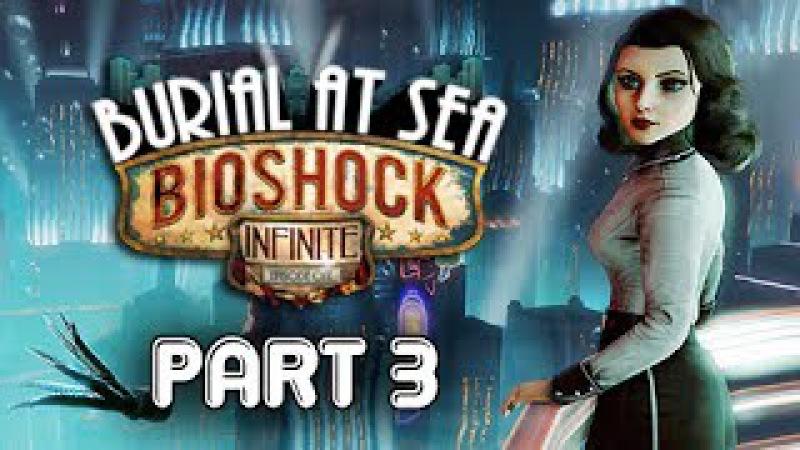 Bioshock Infinite Burial at Sea Episode 2 Walkthrough Part 3 Peeping Tom Plasmid PC 1080p Ultra