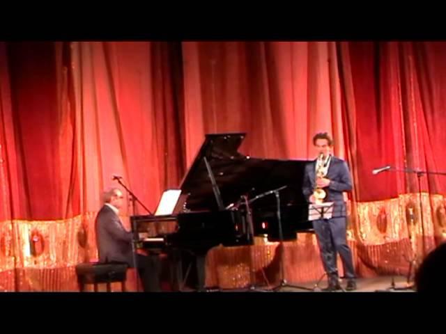 Леонид Чижик Шопен и джаз при участии саксофониста Флориана Трубсбаха Германия